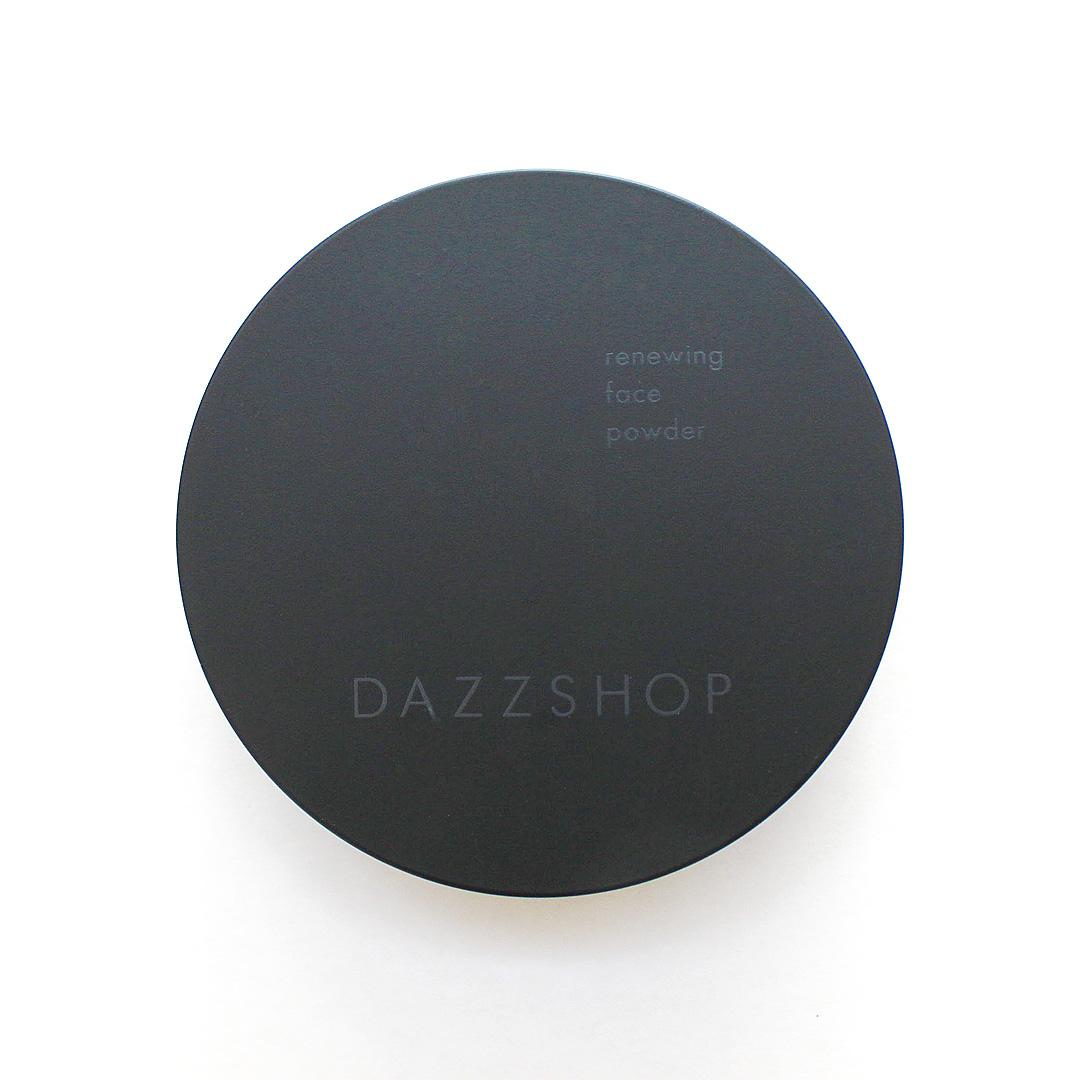 DAZZSHOP絲絨柔焦蜜粉餅(粉盒)