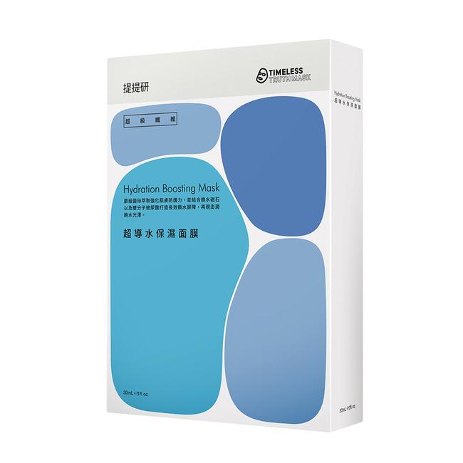 提提研 超導水保濕面膜(30ml x 5入)