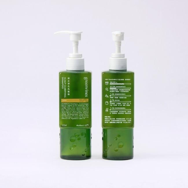 綠藤生機 Greenvines 頭皮淨化洗髮精